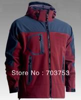 Wholesale - New Men Hooded Windstopper SoftShell Jacket