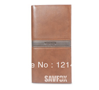 Men PU Wallet Premium Leather Two Colors For Option 2013 Fashion And Casual New Arrival Hot-Selling Solid