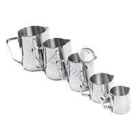 D19Kitchen Craft Barista Coffee Frothing Tea Milk Latte Jug