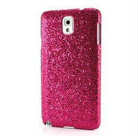 Galaxy Note 3 Bling Glitter Hard case Cover 10pcs ship by China post air mail many colors Free shipping