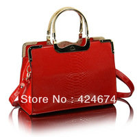 Bag 2013 fashion shaping handbag cross-body one shoulder casual all-match women's handbag