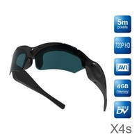HD 720 video camera eyewear glassesmini dvr camera with glasses video/sunglasses camera coms cameras surveilance security system