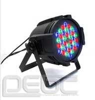 PAR 36x3w LED LIGHTS 108watt RGB PAR 64 DMX STAGE PARTY DJ light
