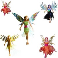 5pcs/lot wholesale drop shipping Flitter Fairies Electric meadow fairy Free shipping_In Stock