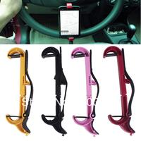 Car Vehicle Steering Wheel Clip Holder For  Smart Phone/GPS