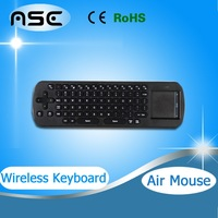 Free shipping RC12 Mini wireless Keyboard for Google Android Mini PC Android TV Stick Dongle Air Mouse