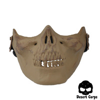 Three generations of m03 fadac field cs mask metal quality Masks skull