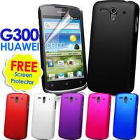 Hybrid Hard Case Cover For Huawei G300 Ascend U8815 U8818 Matte Skin + Screen Protector free shipping