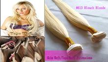 popular skin weft tape hair extensions