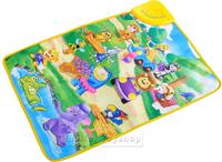Russian Language Multifunctional Music Baby Game Blanket Musical Crawling Mat Kids Toys