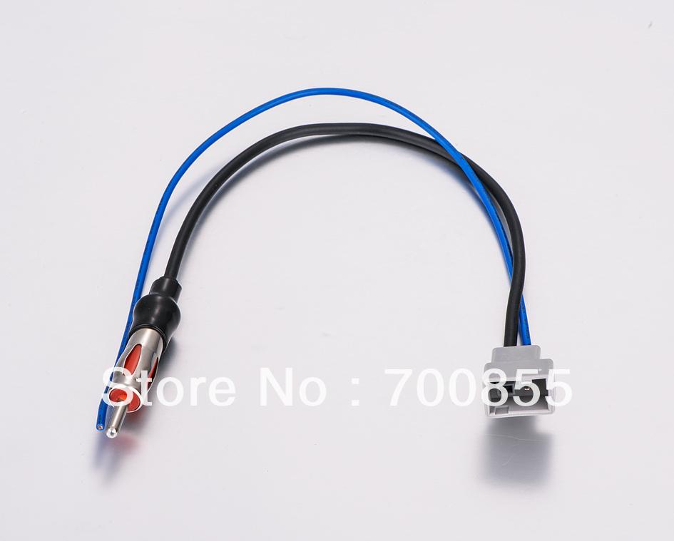 Radio Stereo Factory OEM Reverse Antenna Adapter car audio parts HO-06(China (Mainland))