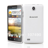 Original Lenovo A656 Smartphone Android 4.2 MTK6589 Quad Core 5.0 Inch 3G 5.0MP Dual SIM Bluetooth GPS FM WIFI Android 4.2