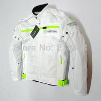 Free shipping motorcycle jacket summer mesh racing jackets