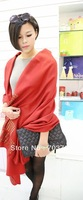 Girls Ladies Wrap Scarfs Long Soft Cashmere rhinestone#3506