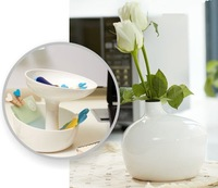 Living room Multifunction Vase Storage Box