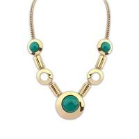 2013 fashion jewelry/Fashion Europe Retro Super Luxurious Water Drop Choker  Necklace