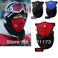 Neoprene Neck Warm Half Face Mask Winter Veil Guard Sport Bike Bicycle Motorcycle Ski Snowboard 1000pcs/lot