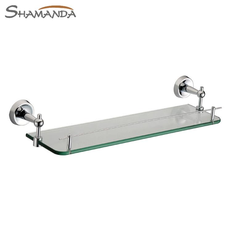 transporte livre novo 2014 prateleira único banheiro, sólido feito base+glass, prateleira dresser, produtos de banho, acessórios de banho- 50.009(China (Mainland))