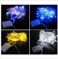 Free Shipping!   Led  Christmas Lights   10m/100leds  for Holiday/Party/Decoration