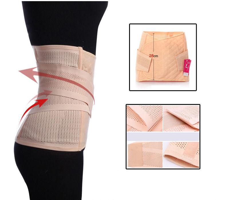 Postpartum Recovery Belly Waist Belt Shaper Slim Maternity Body Support Band New(China (Mainland))