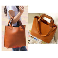 Fashion style PU leather lady handag shoulder bag messenger Lash bags mix wholesale Free shipping BA011-1