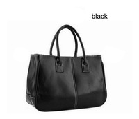 Vintage Black simple style big fashion, Women handbag purse shopper tote women bags mix wholesale free shipping BA006-5