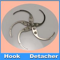 Detacher Hook Key  Security Tag Remove Handheld hook detacher eas hook  free shipping