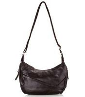 Hot selling women's genuine leather handbag fashion cowhide shoulder bag messenger bag casual women's cowhide cross-body bag