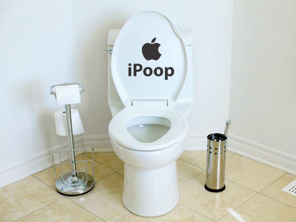 Funny Jokes About Apple Products Bathroom Apple Funny Joke
