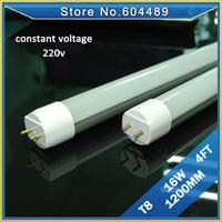 20pcs/lot 220v super bright  T8 16W LED tubes 4FT 120CM bulbs lamp lighting