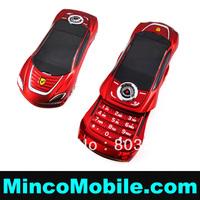 ( in Stock 1Pcs ) Unlocked GSM Dual SIM Card Car Phone G5 Slider Luxury Phone Car Shaped Phone