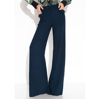 2013 winter brief flare trousers casual boot cut women's long trousers k006sp13