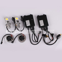 car led headlight H7 1800LM  cree COB LED headlamp