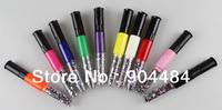 Freeship New Style 10colors Decorate Tool Nail Art Polish Pen For Fashion Salon Painting Beauty Desgin Product Wholesale  641