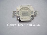 10pcs/lot 10W Royal Blue 445nm-455nm LED IC High Power LED 600LM 9V-12V 900mA  Lamp Bulb for fish tank project Directly