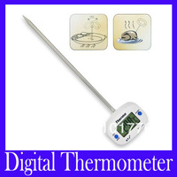 Free shipping Food dot matrix electronic thermometer TA288 oil temperature measurement thermometer,2pcs/lot