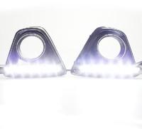 LED Daytime Running Light For CX-5 Mazda DRL  CX5 Daylight Auto DRL Car Fog Lamp LED Free HK Post