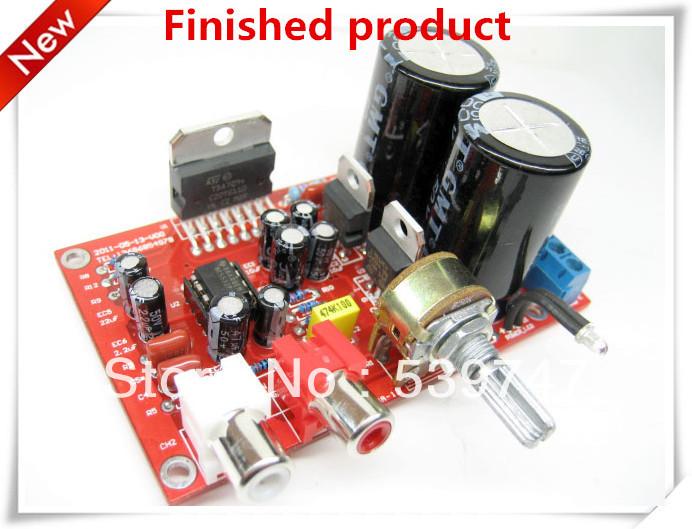 2 pçs/lote com acesso fixo à pilares TDA7294 subwooferamplifier kit 100W * 1 Mono Audio Power Amplifier Board(China (Mainland))