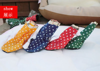 Free shipping new 2014 dog shoes  Slip-resistant waterproof shoes  cover  large dog indoor shoes pet products