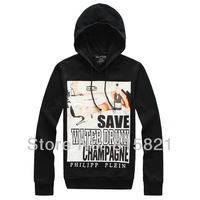 Free Shipping 2013 new Men's Hoodies,long sleeve Hoody jacket for men SizeM-XXL,4colors,Wholesale winter Mens Hoodies BLWHSA