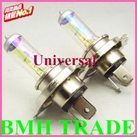 Crazy Item&Universal H4 12V 60/55W Golden Yellow Halogen Xenon Fog Light Bulbs Lamps 3000K 2 Pcs,Wholesale Fast Freeshipping