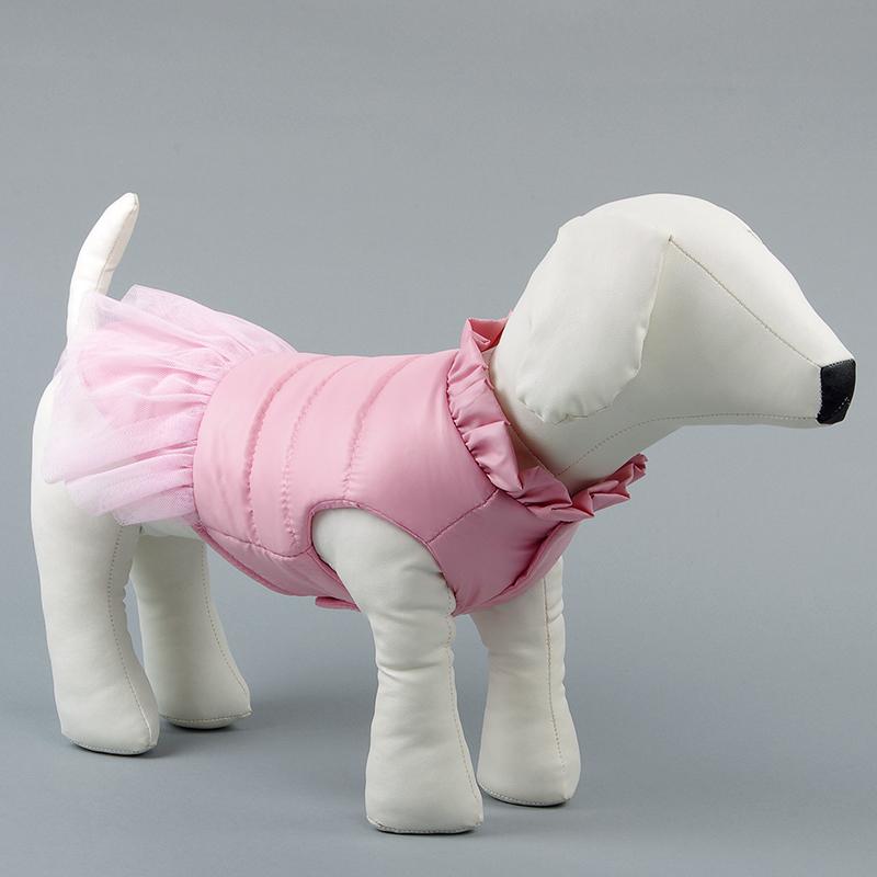 Dog natal pet roupas de outono e inverno de pelúcia chigoes cão vip bichon amassado jaqueta pet fornecimentos(China (Mainland))