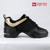 Dance shoes fitness shoes dance shoes jazz shoes modern dance shoes f35 gold