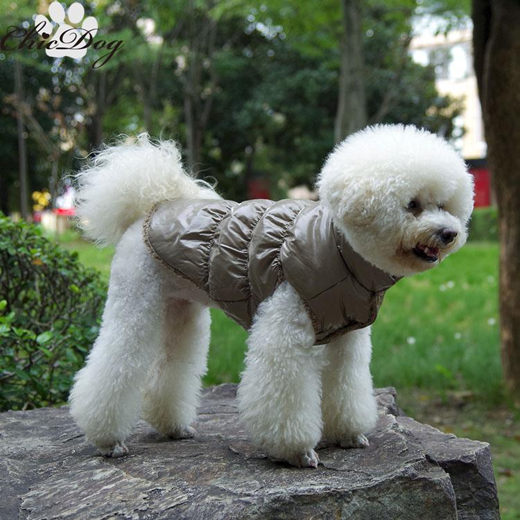 roupa do cão Natal Pet clothes poodle amassado cão jaqueta casual wear roupa wellsore roupas outono e inverno(China (Mainland))