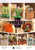10PCS  New Plants Vs. Zombies 3 New Zombies & 7 New Plants Dolls & Stuffed Toys Dolls & Stuffed Toys