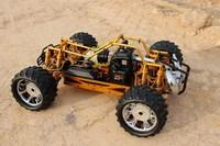 29CC CY Engine metal gas rc car+Reverse+GT3B radio set