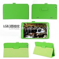 Leather Case Cover Skin For LG G PAD 8.3 V500