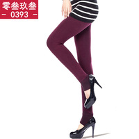 Free shipping / hot sale / wholesale Legging autumn and winter female trousers colorful cotton legging plus velvet thickening