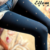 Free shipping / hot sale / wholesale Autumn plus velvet thickening legging autumn and winter trousers women's pants step