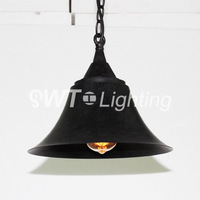 2013 hot selling factory price Lamp loft american vintage wrought iron pendant light free shipping near Asia